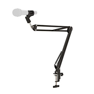 Studio Arm Mic Stand by Gear4music, 35cm