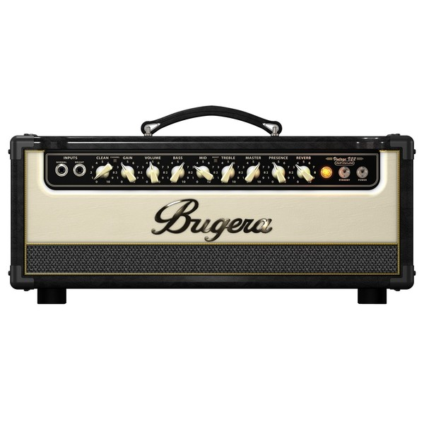 Bugera V22HD Infinium 22W Tube Amplifier Head