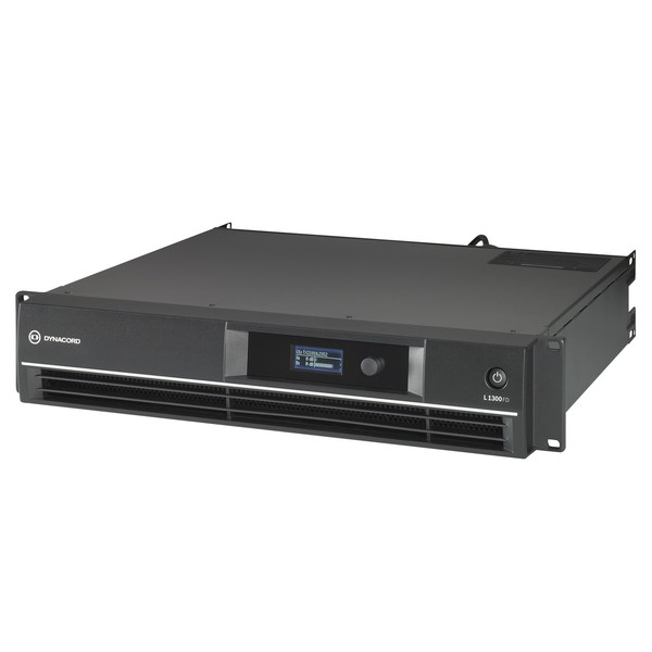 Dynacord L1300FD DSP Power Amplifier