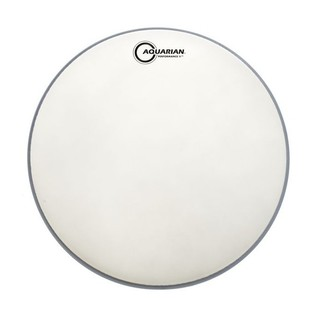Aquarian Performance II Texture Coated 20'' Bass Drum Head with Glue