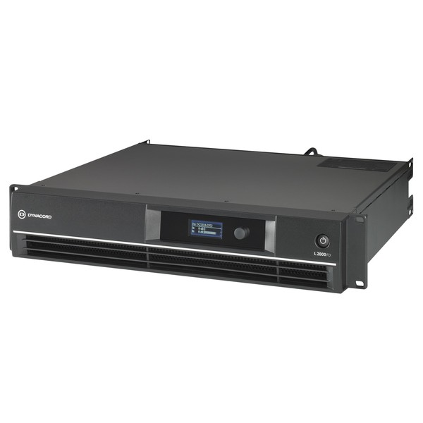 Dynacord L2800FD DSP Power Amplifier