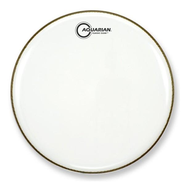 Aquarian Classic Clear White 24'' Bass Drum Head
