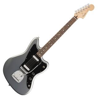 Fender Standard Jazzmaster HH, Pau Ferro, Ghost Silver
