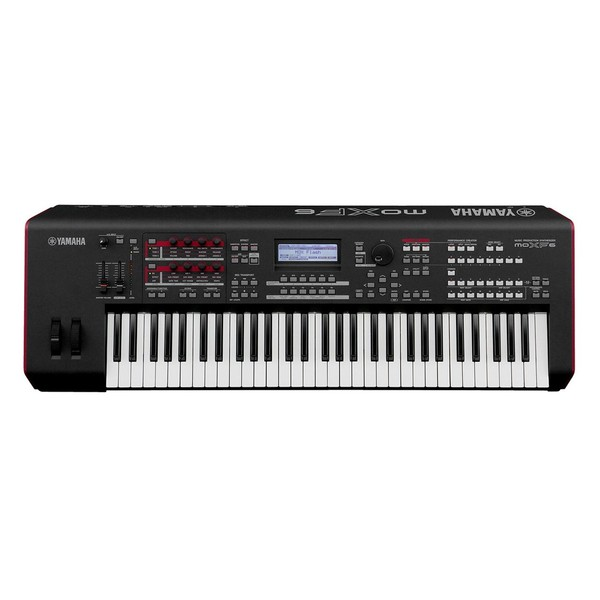 Yamaha MOXF6 Synthesizer