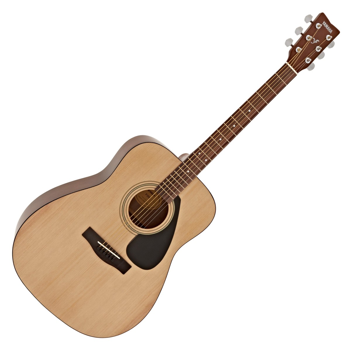 Yamaha f310 acoustic guitar natural at for Yamaha acoustic bass guitar