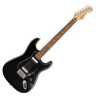 Fender Standard Stratocaster HH, Pau Ferro, Black