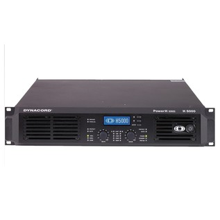 Dynacord H 5000 Power Amp