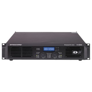 Dynacord POWERH 2500 Power Amp