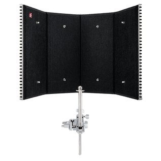 sE Electronics Reflexion Filter Pro, Black - Inside