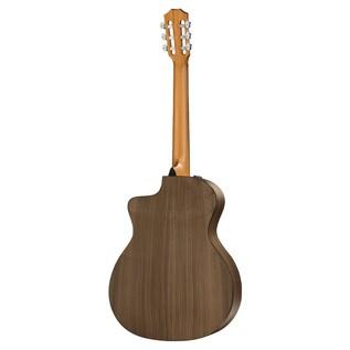Taylor 114ce Grand Auditorium Cutaway Electro Acoustic Guitar (2017) Back