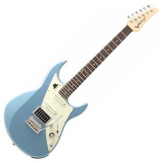 Line 6 JTV-69 James Tyler Variax Guitar In Lake Placid Blue