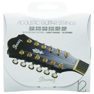 Ibanez IACS12C 12 Acoustic Guitar Strings