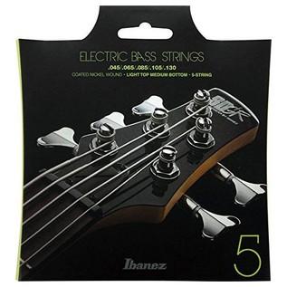 Ibanez IEBS5C 5 Bass Guitar Strings Package