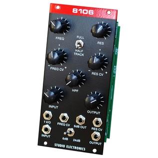 Studio Electronics 8106 Filter Eurorack Module - Angled