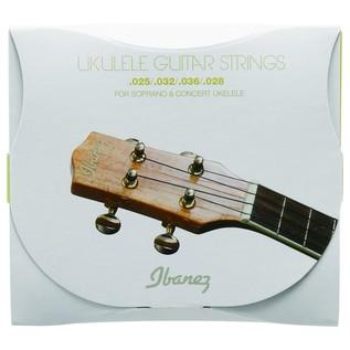 Ibanez IUKS4 Soprano Ukulele Strings
