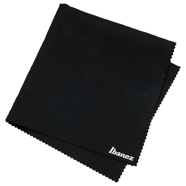 Ibanez IGC100 Micro Fiber Guitar Cloth open