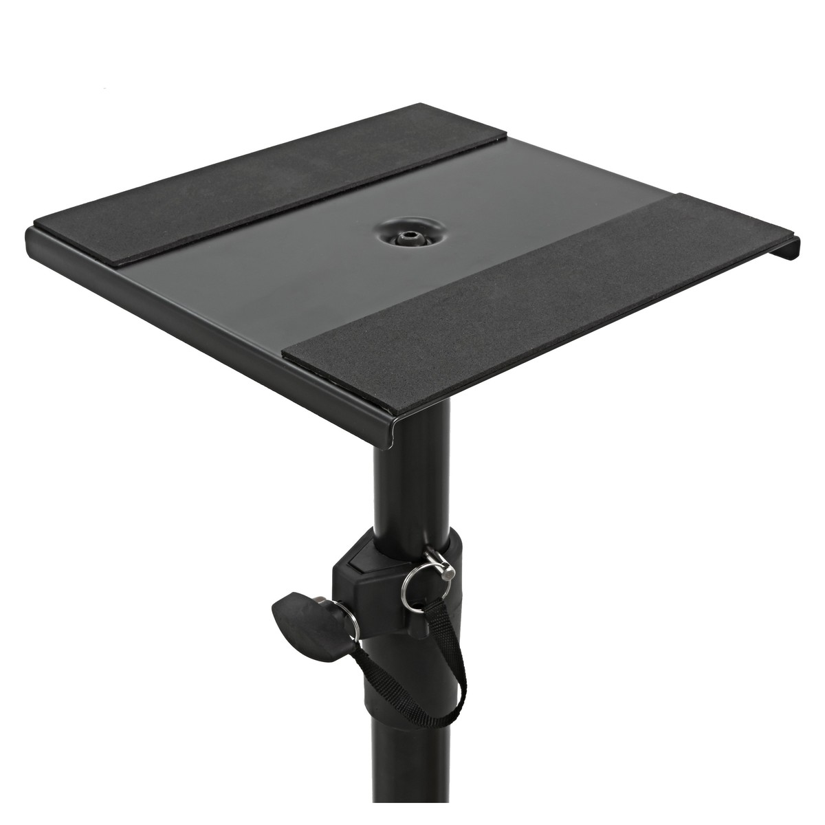 studio monitor speaker stand single at gear4music. Black Bedroom Furniture Sets. Home Design Ideas