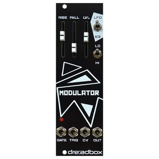 Dreadbox White Lines Euro Module - Modulator - Front