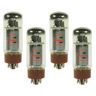 Bugera EL34 Guitar Amp Tube, Pack of 4