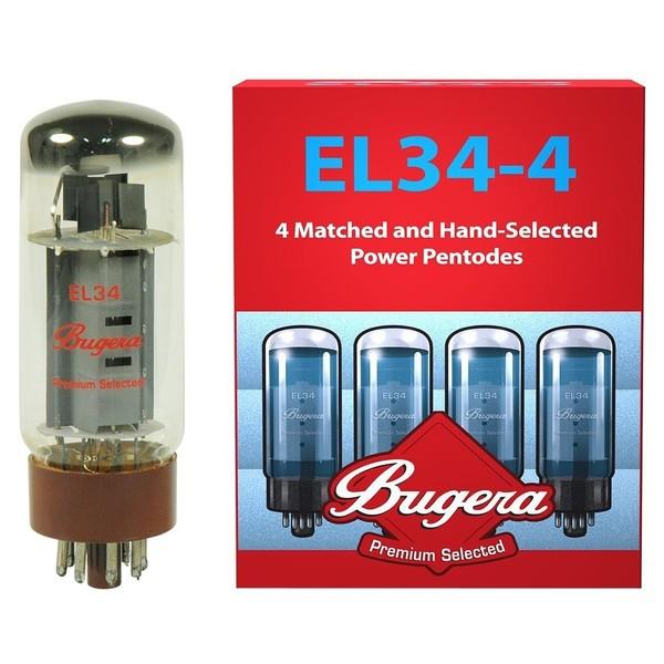 Bugera EL34, Pack of 4