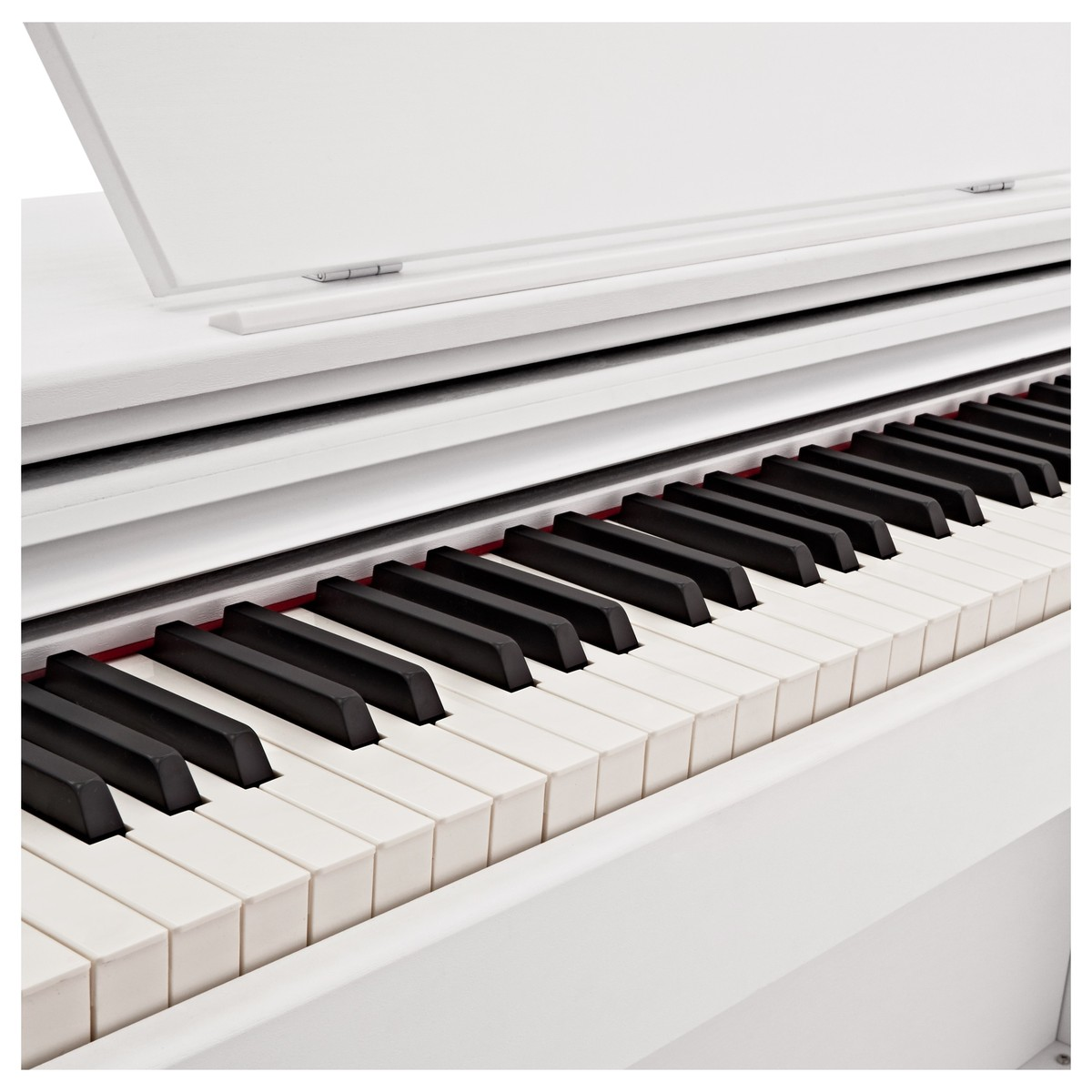 dp 10x piano num rique par gear4music pack avec banc de piano blanc. Black Bedroom Furniture Sets. Home Design Ideas