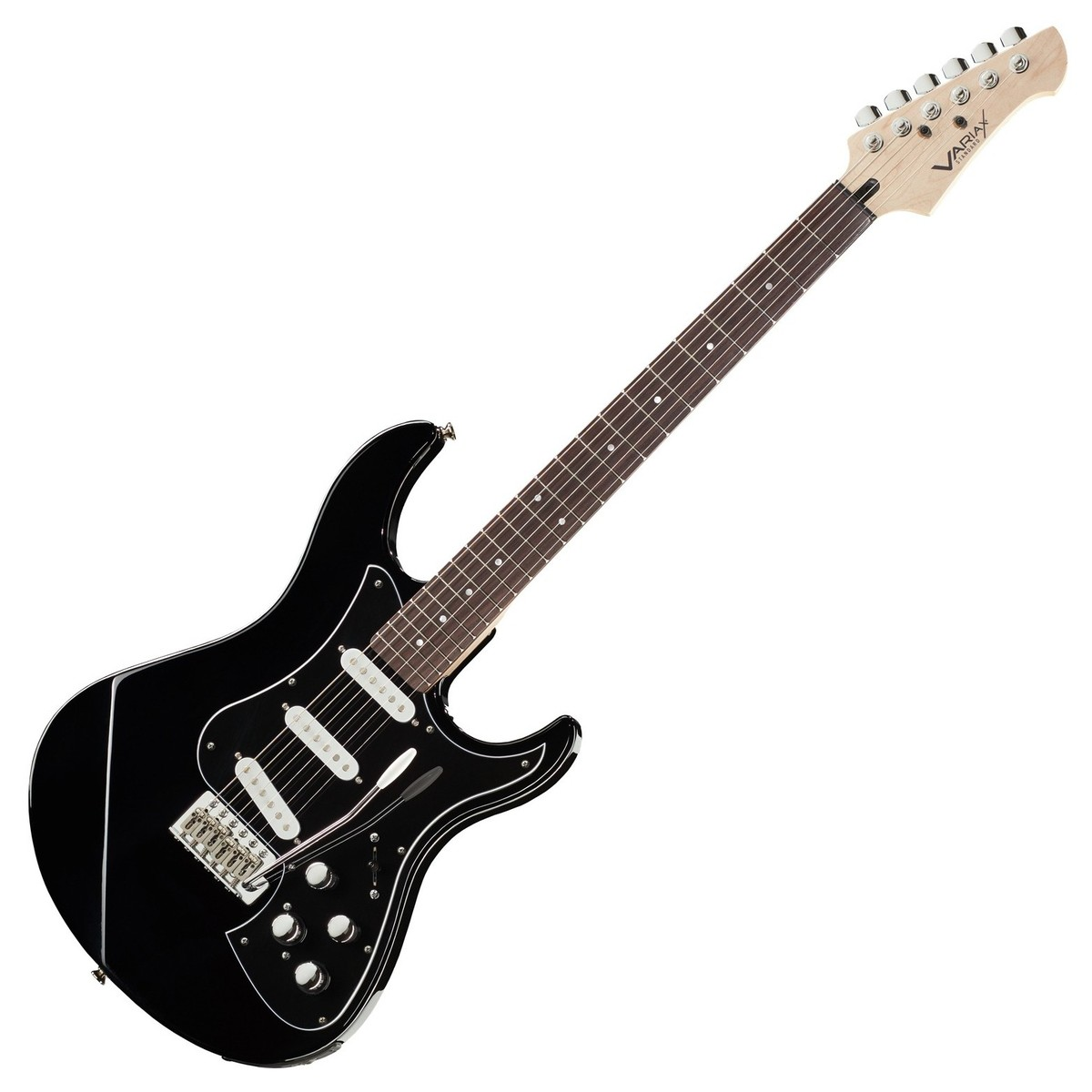 line 6 variax standard electric guitar black b stock at gear4music. Black Bedroom Furniture Sets. Home Design Ideas