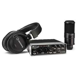 Steinberg UR22 MKII Recording Pack - Main