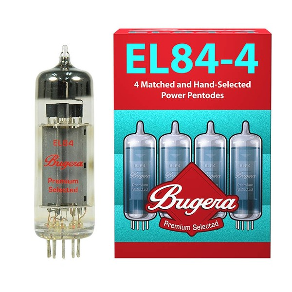 Bugera EL84, Pack of 4