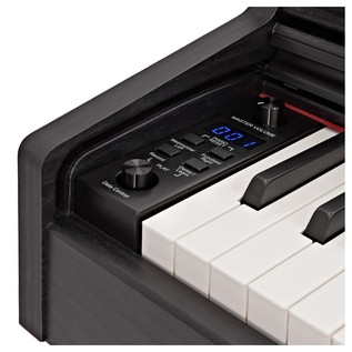 DP-10X Digital Piano by Gear4music, Matte Black