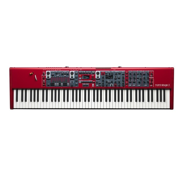 Nord Stage 3 88 Digital Piano - Top