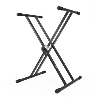 -Frame Double Braced Keyboard Stand