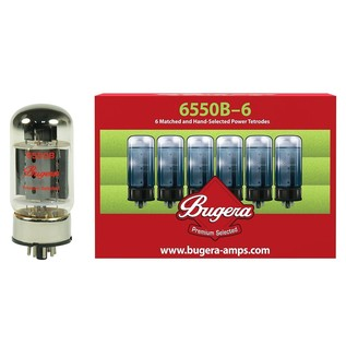 Bugera 6550B, Pack of 6