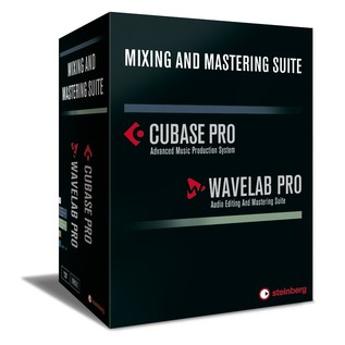 Steinberg Cubase 9 Mixing and Mastering Suite 1