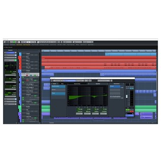 Cubase Pro 9 Screenshot 1