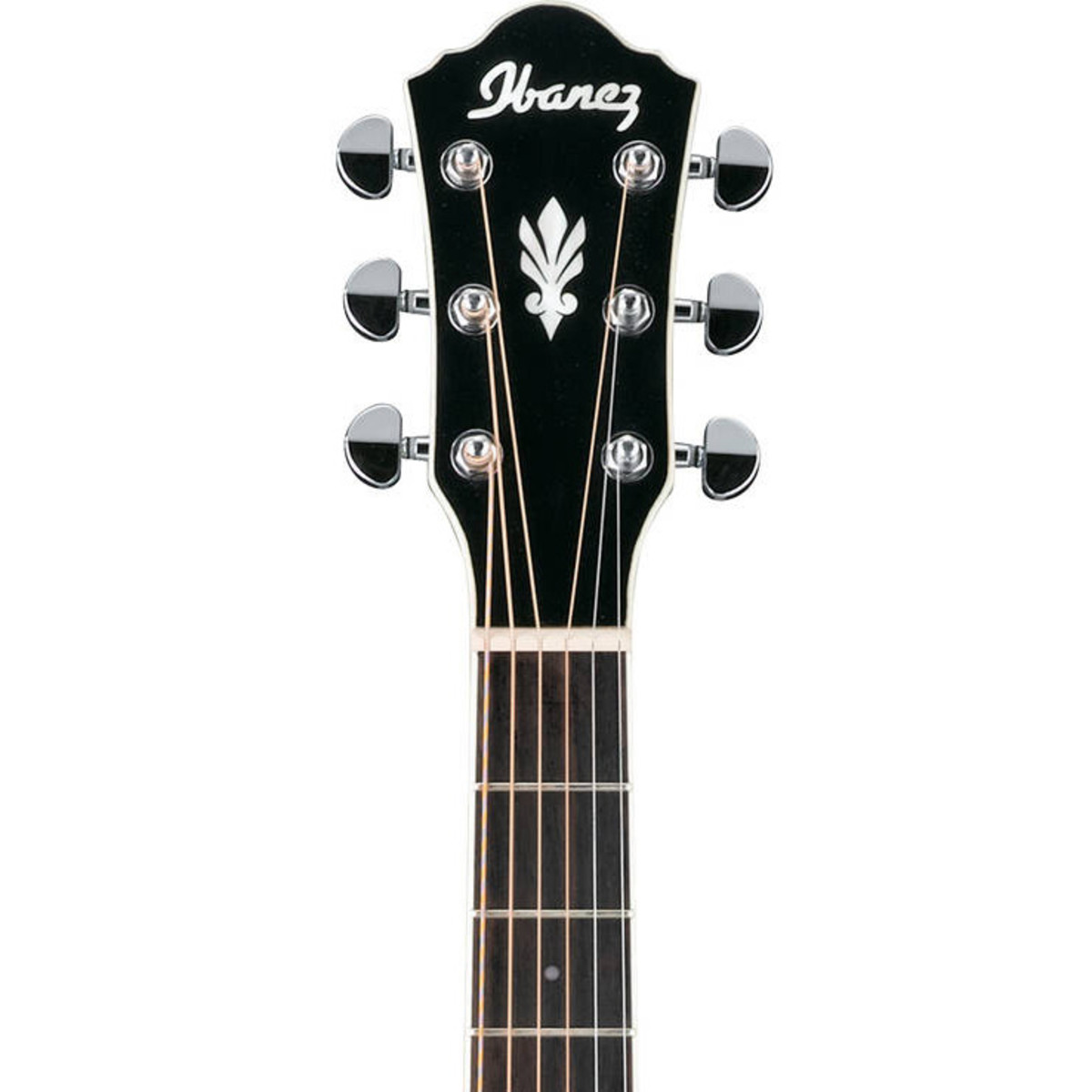 Ibanez Aeg10ii Electro Acoustic Guitar Black B Stock At Gear4music