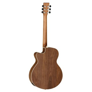 Tanglewood DBT SFCE EB Discovery Super Folk Electro Acoustic Guitar Back