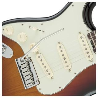 Fender American Elite Left-Handed Stratocaster, Sunburst