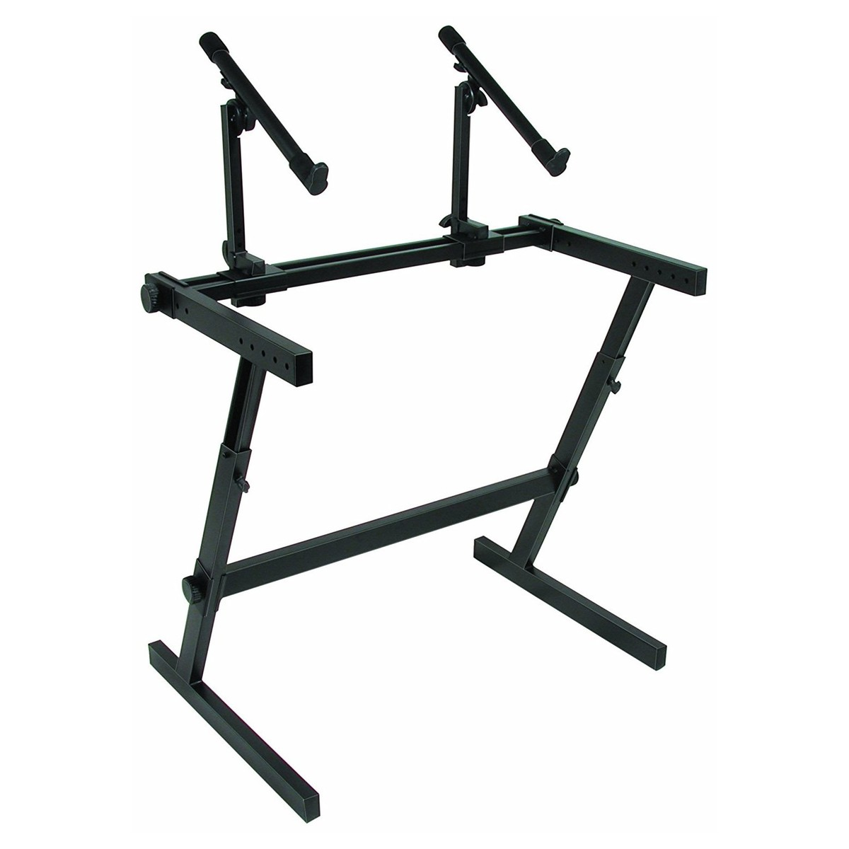 Click to view product details and reviews for Quiklok Z 726 Fully Adjustable 2 Tier Z Stand.