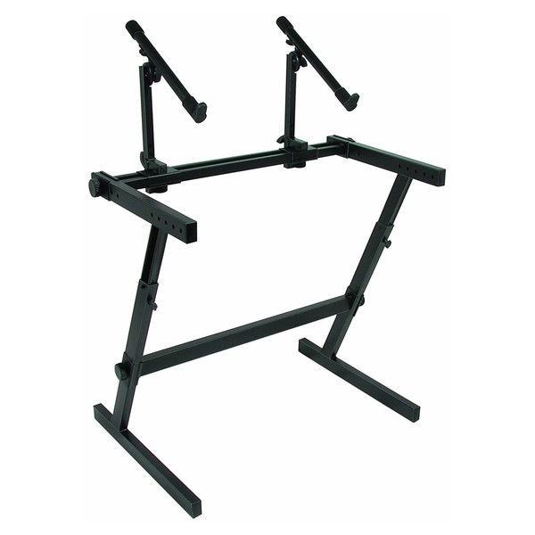 Quiklok Z-726 Fully Adjustable 2-Tier Z Stand