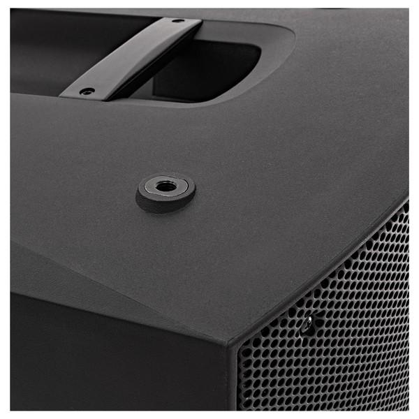 """SubZero SZS-P15DSP 15"""" Active DSP Speaker"""