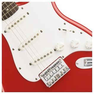 Squier Bullet Stratocaster, Fiesta Red