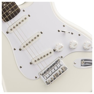 Squier Bullet Stratocaster HT, Arctic White