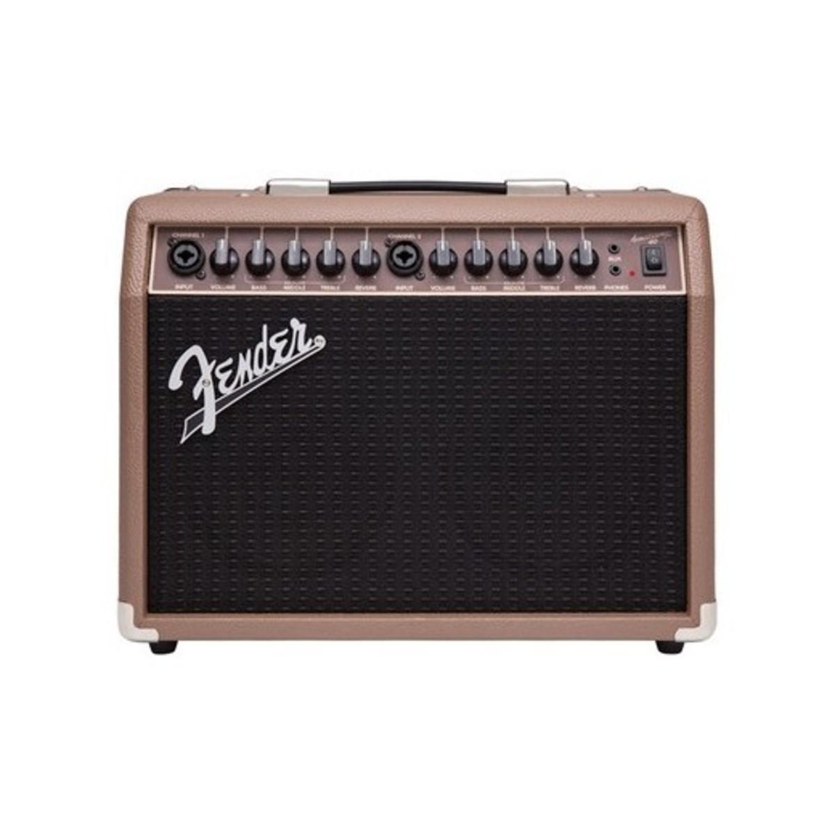 fender acoustasonic 40 acoustic guitar amplifier b stock at gear4music. Black Bedroom Furniture Sets. Home Design Ideas