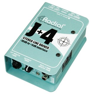 Radial J+4 Signal Driver