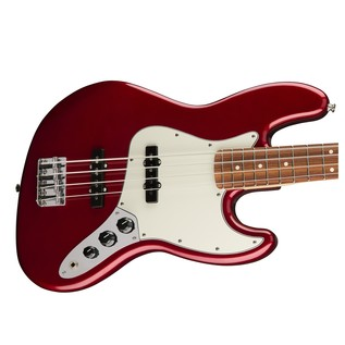 Fender Standard Jazz Bass, Pau Ferro, Candy Apple Red Body