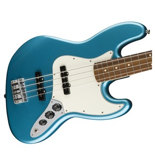 Fender Standard Jazz Bass, Pau Ferro, Lake Placid Blue Body