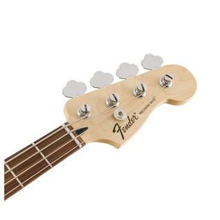 Fender Standard Precision Bass, Pau Ferro, Arctic White Headstock