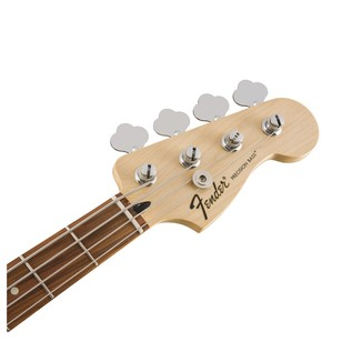 Fender Standard Precision Bass, Pau Ferro, Brown Sunburst Headstock