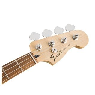 Fender Standard Precision Bass, Pau Ferro, Candy Apple Red Headstock