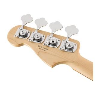 Fender Standard Precision Bass, Pau Ferro, Candy Apple Red Headstock Back